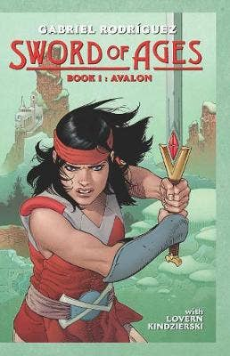 Sword of Ages, Book 1: Avalon