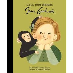 Jane Goodall HC