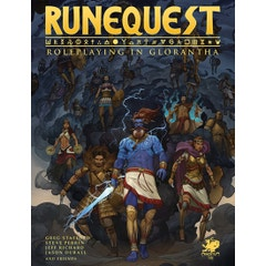 Roleplaying in Glorantha Deluxe Slipcase Set