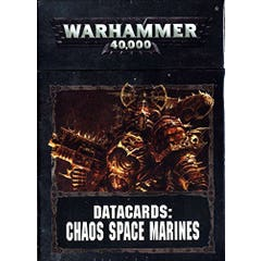 Datacards Chaos Space Marines 2