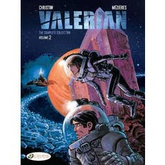 Valerian: the Complete Collection Volume 2