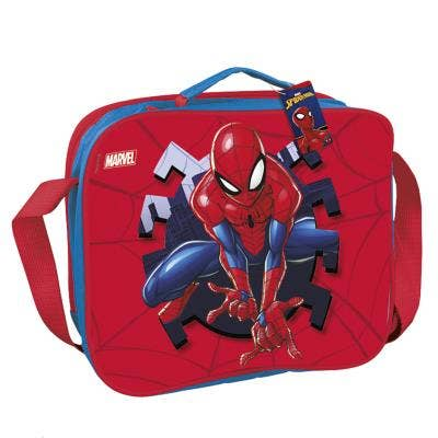 Spider-Man Thermal Lunch Bag