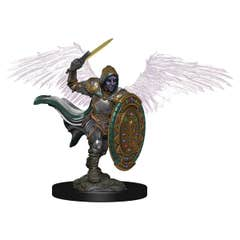 D&d Icons Realm Premium Fig Aasimar Male Paladin