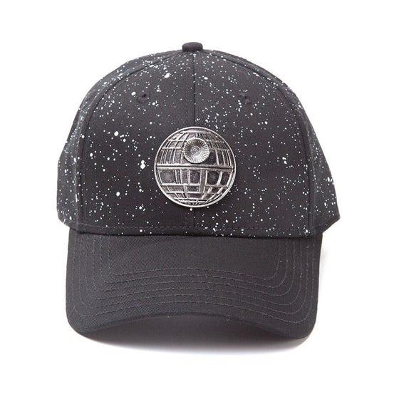 Metal Death Star Adjustable Cap