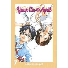 Your Lie In April 7