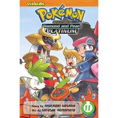Pokemon Adventures: Diamond and Pearl/Platinum, Vol. 11