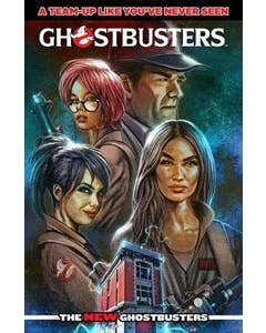 Ghostbusters The New Ghostbusters