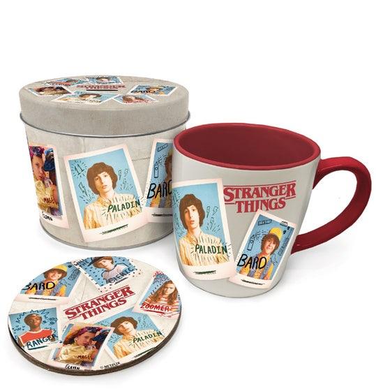 Stranger Things Mug Tin Set