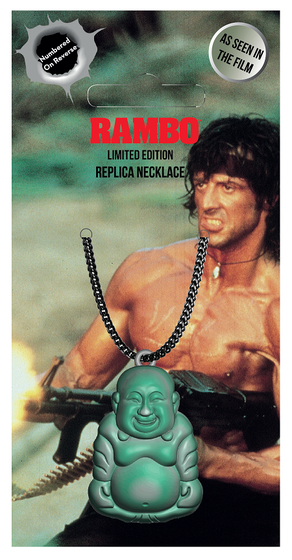 Rambo Replica Limited Edtion Necklace