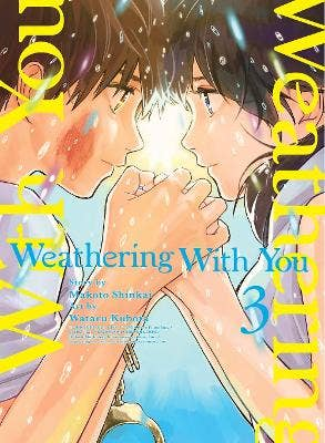 Weathering With You, Volume 3