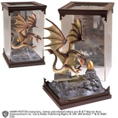 Hungarian Horntail Magical Creatures Statue