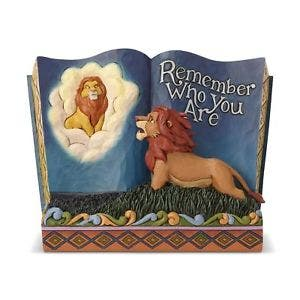 Remember Who You Are Storybook Figurine 14 cm