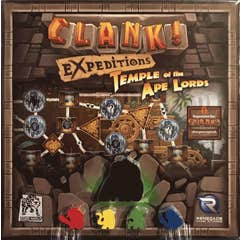 Clank Expeditions Temple of the Ape Lords Exp