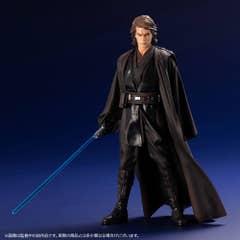 Star Wars Revenge of the Sith Anakin Skywalker Artfx+