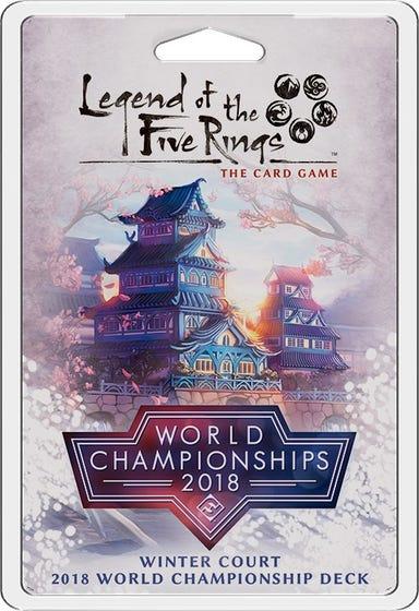 2018 Winter Court World Champion Deck