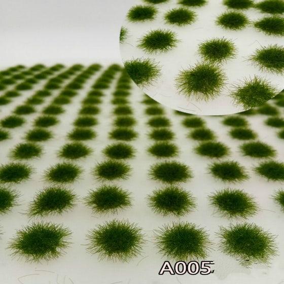 WEIJING GRASS TUFT MID GREEN (50)