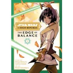 Star Wars High Republic Edge of Balance