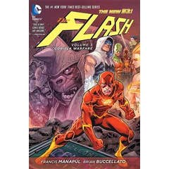 The Flash Vol. 3 Gorilla Warfare (The New 52)