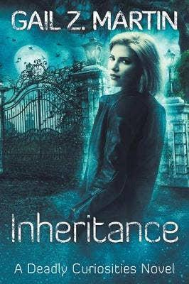 Inheritance: Deadly Curiosities, Book 4