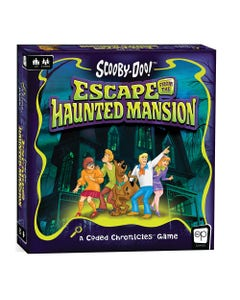 Scooby Do Escape From Haunted Mansion Coded Chronicles Game
