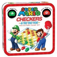 Checkers Tin Box Collector's Edition