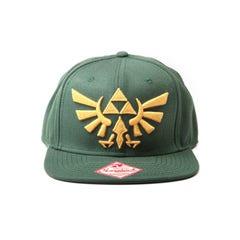 Legend of Zelda Gold Logo Baseball Cap