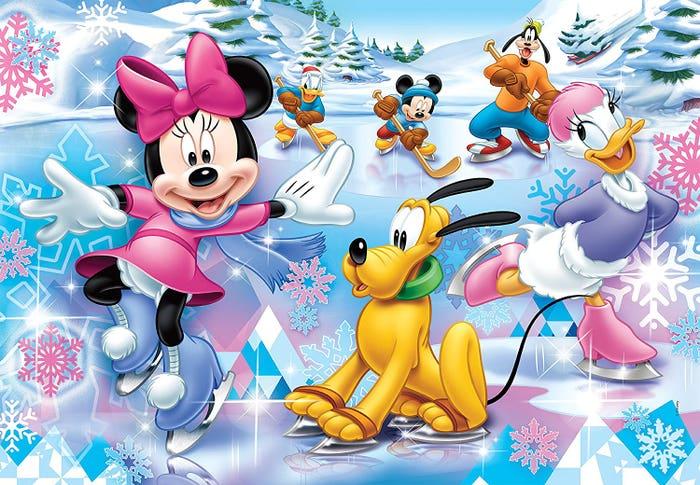 Minnie Mouse Puzzle (104)