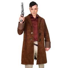 Malcolm Reynolds' Browncoat (S)