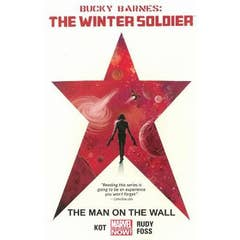 Bucky Barnes: The Winter Soldier Volume 1: The Man On The Wall