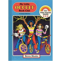 My Little Occult Book Club: A Creepy Collection