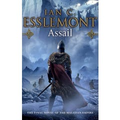 Assail: inventive and original. A compelling frontier fantasy epic