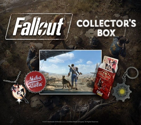 Fallout Collector Box