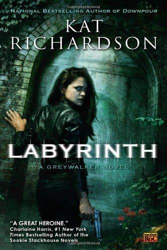 Labyrinth: A Greywalker Novel