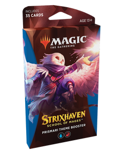Strixhaven School of Mages Prismari Theme Booster Pack