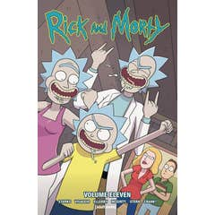 Rick and Morty Vol. 11, Volume 11