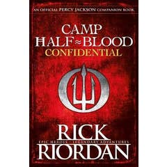 Camp Half-Blood Confidential (Percy Jackson and the Olympians)