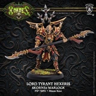 Lord Tyrant Hexeris 2018