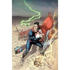 Superman: Action Comics: The Rebirth Deluxe Edition: Book 2