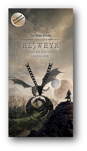 Elsweyr Limited Edition Necklace