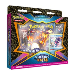 Shining Fates Galarian Mr Rime Mad Party Pin Collection