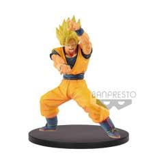 Super Saiyan Goku Chosenshiretsuden PVC Statue 16 cm