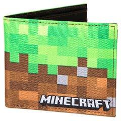 Dirt Block Bi-fold Wallet