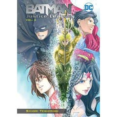 Batman and the Justice League Volume 2