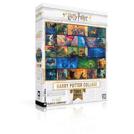Harry Potter Collage Puzzle (1000)