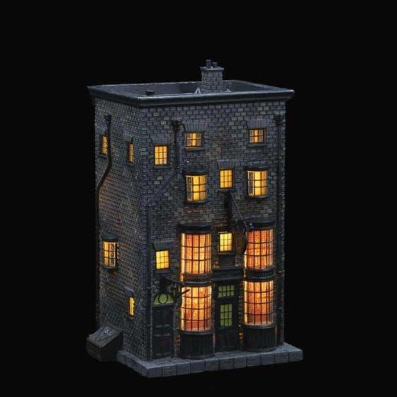 Ollivanders Wand Shop Lighted Figurine 20 cm