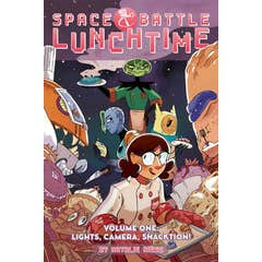 Space Battle Lunchtime Volume 1: Lights, Camera, Snacktion!