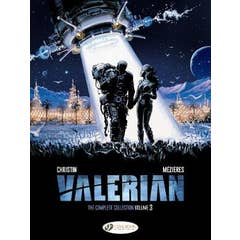 Valerian: the Complete Collection Volume 3