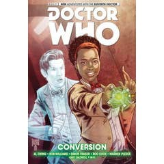 Doctor Who: The Eleventh Doctor: Conversion