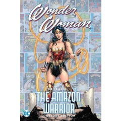 80 Years of the Amazon Warrior Deluxe Edition HC