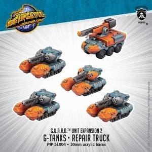 G-Tanks & Repair Truck
